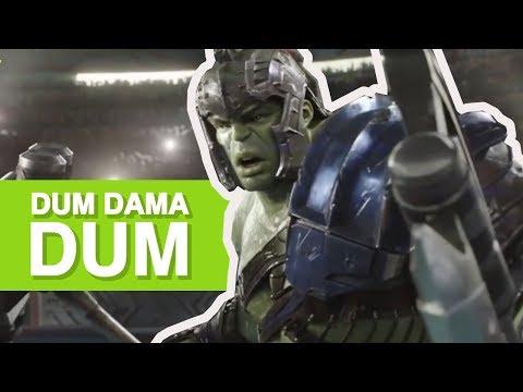 Hulk -Dum Dama Dum | Bollywood style mashup