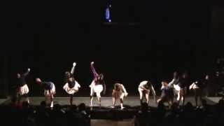 "Triple 8 Dance Company - Flashback: ""We Can Run"" - Jennifer Chew"
