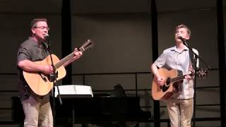 Father and Son by Cat Stevens (Cover by Connor and Scott Mendenhall)