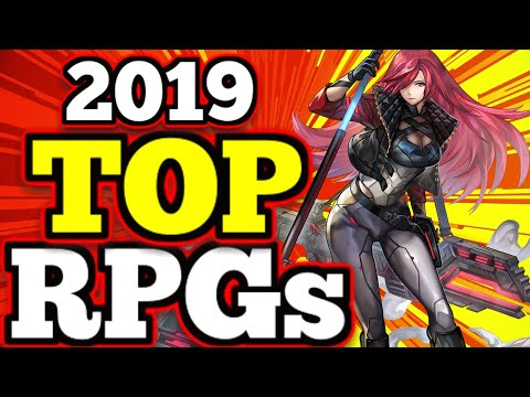 TOP Mobile RPG's 2019 - (Gacha/Hero Colllectors, MMO's,RPGs)
