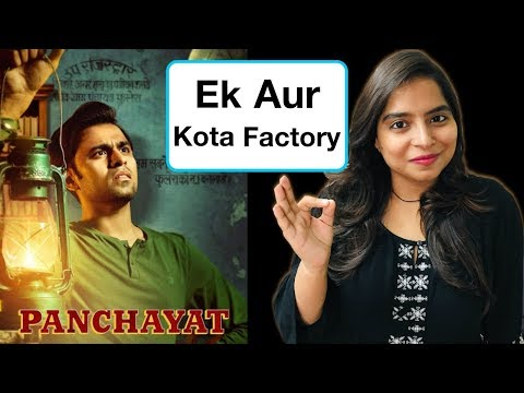 Panchayat Amazon Prime Web Series REVIEW | Deeksha Sharma
