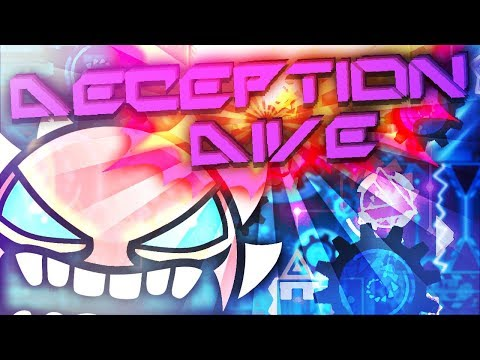 """DECEPTION DIVE"" 100% [EXTREME DEMON] by Rustam 