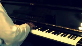 Anuar Zain ft. Ellina- Suasana Hari Raya by Irfan Elahee on piano