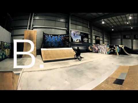 Game Of BIKE Chance Brejnakowski & Josh Matthews VS Luke Parker & Jacob Coyne