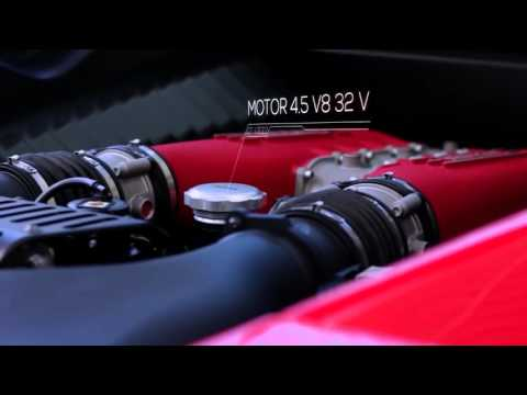 Ferrari 458 Italia HD