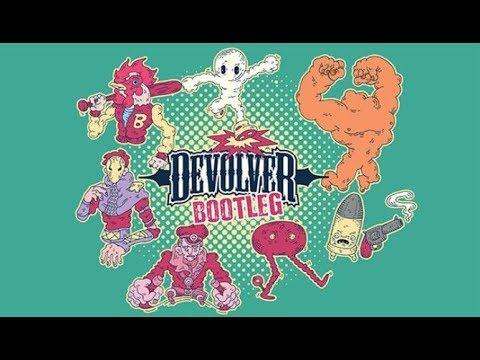 Devolver Bootleg Game Play Walkthrough / Playthrough |