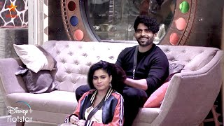 Biggboss Tamil 4 | Day 51 | 23th November 2020 Promo Review | Balaji Shivani Hair massage |