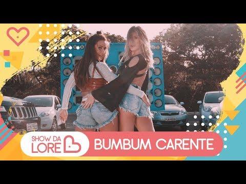Bumbum Carente - Parangolé - Lore Improta feat. Scheila Carvalho | Coreografia