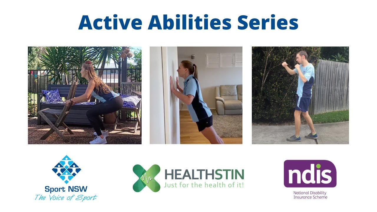 SPORT NSW Active Abilities Series with CPSARA