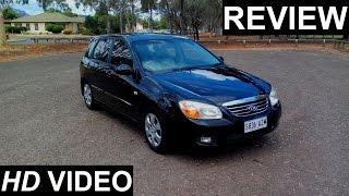 2008 KIA Cerato EX Review