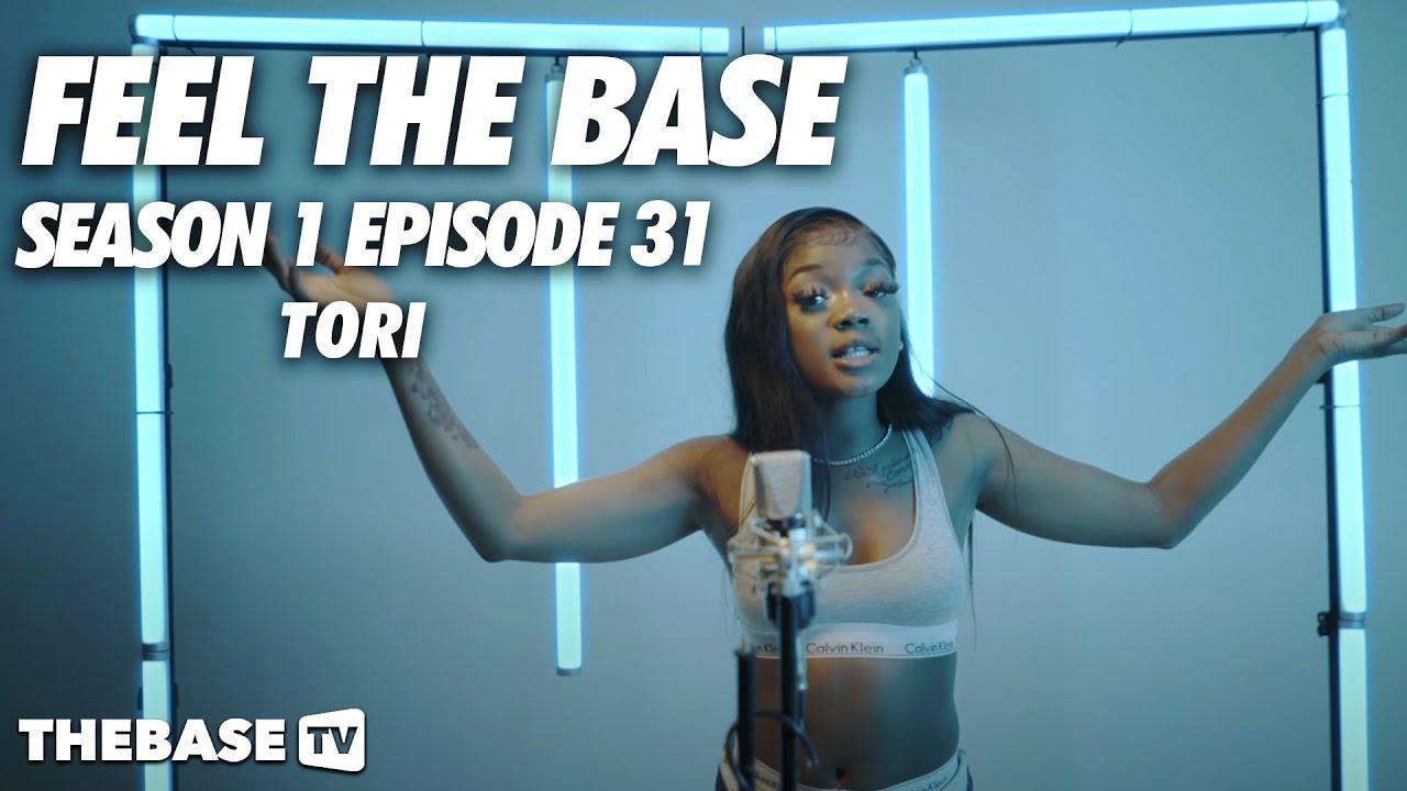 "Download Tori - ""Feel The Base"" Freestyle (Season 1, Ep 31) - The Base Tv"