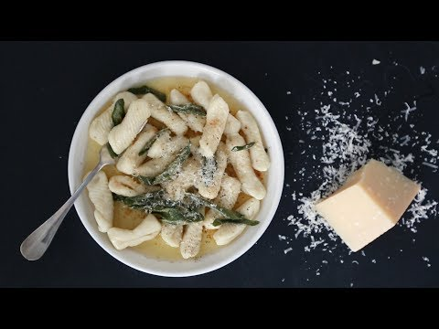 The Technique for Light and Pillowy Gnocchi- Kitchen Conundrums with Thomas Joseph