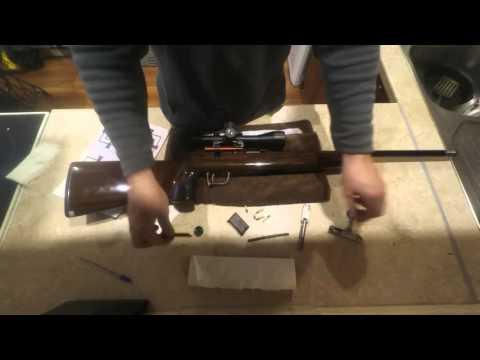 Биатлон-6 винтовка с продольно-скользящим затвором