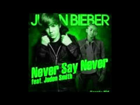 Justin Bieber Never Say Mever.wmv