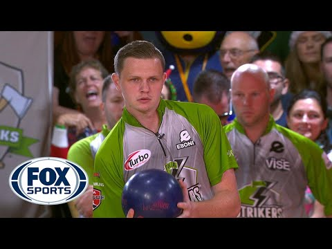 Dallas Strikers vs Portland Lumberjacks | PBA League Semi Finals | FOX SPORTS