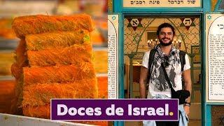 MERCADÃO, ALMOÇO E NOITE EM ISRAEL | VIAGEM | Mohamad Hindi