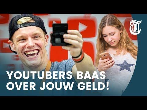 YouTubers maken kinderen bankroet