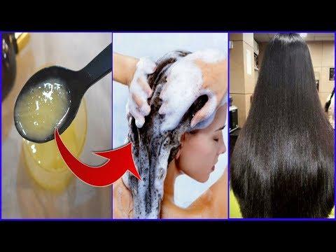 Shiny Glossy Hair - Add this to Your Shampoo For Super Silky Glossy Hair | Priya Malik thumbnail