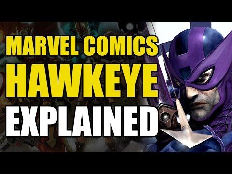 Marvel Comics: Hawkeye Explained