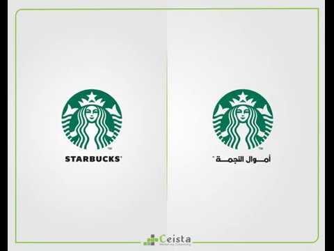 cee47b73d ترجمت اشهر الماركات العالمية الى العربي :) - YouTube