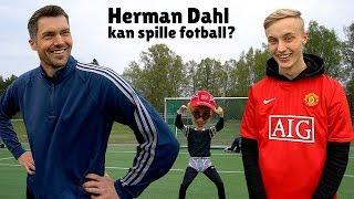 aldersgrense: 6år Tester om Herman Dahl kan spille fotball?! Hvem s...