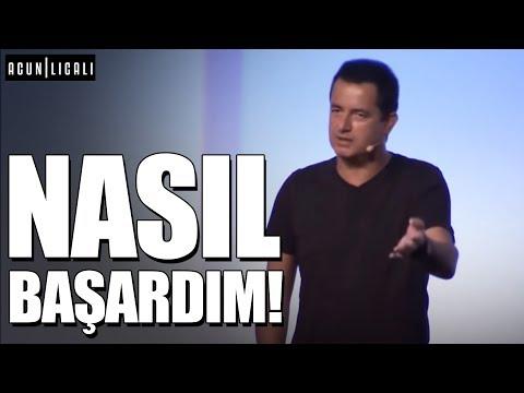Acun Ilıcalı 'Nasıl Başardım!' | Brand Week İstanbul
