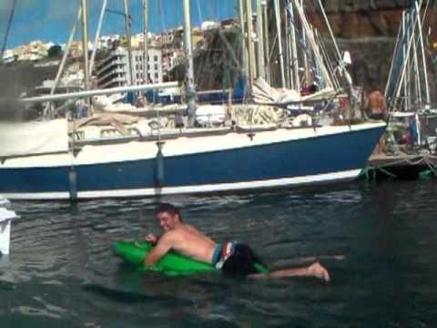 QBE Atlantic Challenger Part Two: La Gomera