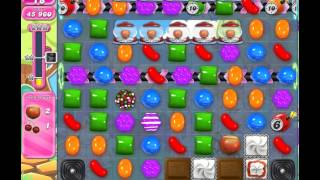 Candy Crush Saga Level 915 (No booster)