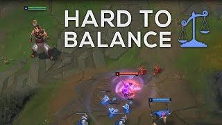 Which Champions Are The HARDEST For Riot To Balance?