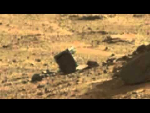 Whats in the Box? Mars Anomaly you have to see before you die!