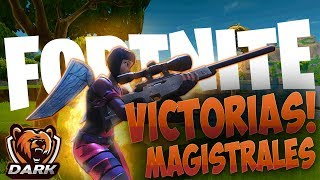A PAR MASTER VICTORIES EN 'FORTNITE' 'NEW SKINS' '466 WINS CABASC