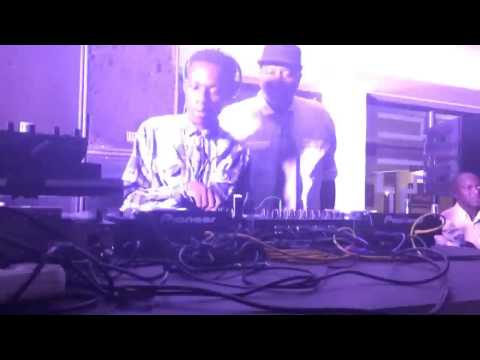 N'Dinga Gaba b2b DJ Thes-Man at Taung, North West