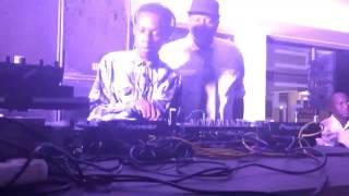 N'Dinga Gaba b2b DJ Thes-Man at Taung, North West