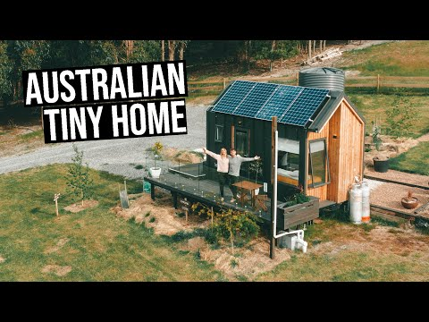 Our Tiny Home In Australia (full Tour)
