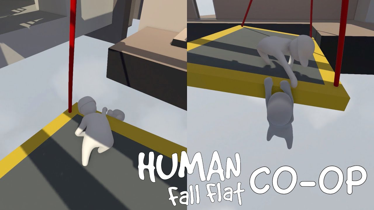 Human Fall Flat' Combines 'Octodad' And 'Portal' In New Co-Op Mode