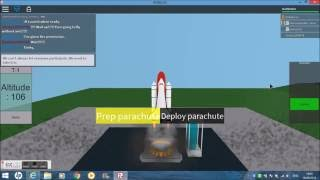 STS-92 - STS-Ambition - ROBLOX NASA Mission