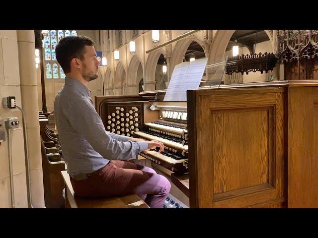 SMSS Digital Concert #2 - Nathan Laube, organ