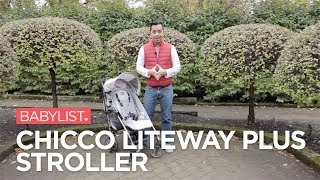 Chicco Liteway Plus Stroller Review