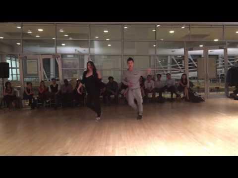 Patrick and Samantha | Drake Latin Medley | CU Ballroom Fall 2016