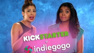 Crowdfunding 101: Kickstarter VS Indiegogo, Which Is Better?