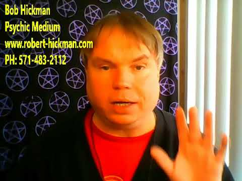 Messages from the Spirit World 01-02-2018 with Bob Hickman Psychic Medium