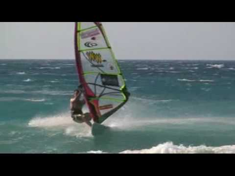 Devotion windsurfing action film from Greece...