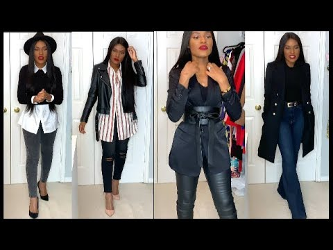 [VIDEO] - Dressy Casual Fall Outfits Lookbook 1