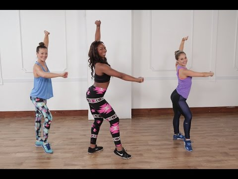 Burn 300 Calories in 30 Minutes Latin Dance Workout | Class FitSugar