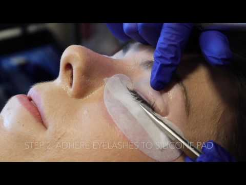 INTRODUCING: LASH PERM with NOVA's Top Glam Squad at Mountcastle Medspa!