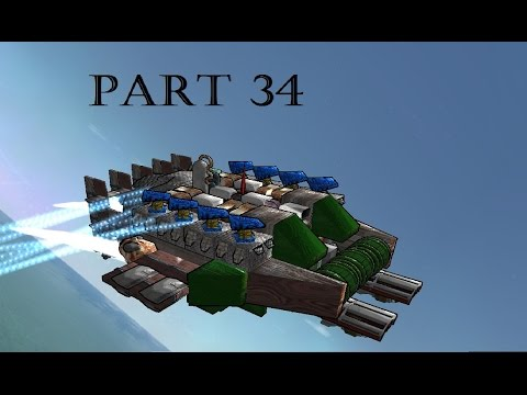 From The Depths  S3 Part 34   Self Replicating Drones!