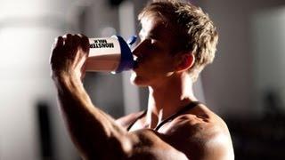 Питание для роста мышц, питание для набора массы. Обучающее видео
