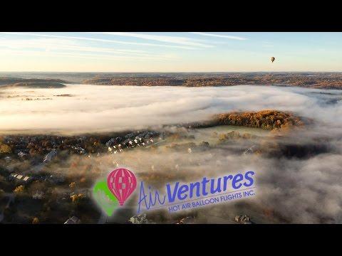 Pennsylvania Hot Air Balloon Flights