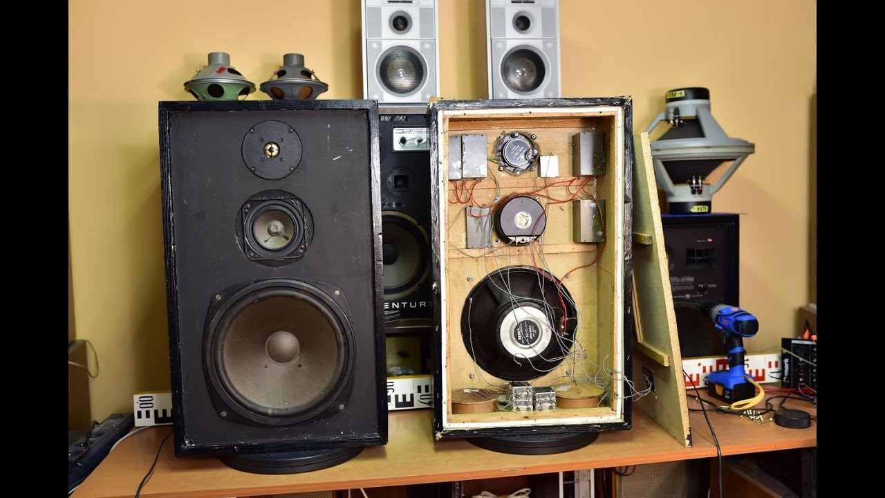 diy speaker boxes big crossover coil loudspeakers lautsprecherbox speakers  bass reflex