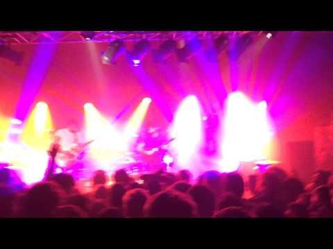 Olympic Airways - Foals live concert in Munich München Deutschland Germany at Theaterfabrik 2013